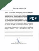 Escrito Cristina Yanet Franco Alinas