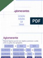5 - Aglomerantes