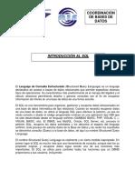 m02 - Introduccion Al SQL AIS UNERG