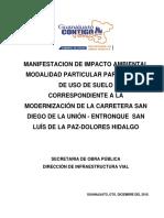MIA San Luis de La Paz