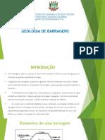 Aplicacao de Geologia na Elaboracao de Barragens.pptx