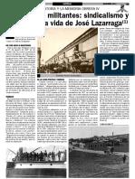 PIT CNT Biografía de Lazarraga