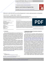 Kravaris, 2012 - Advances and Selected Recent Developments in State and Parameter Estimation