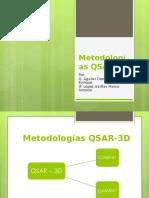 Metodologías QSAR-3D