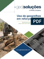 Uso de Geogrelhas Geo-soluções