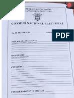 El dossier de la Fiscalía al CNE sobre posible ingreso de dineros de Odebrecht a campañas presidenciales