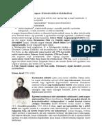 A Magyar Dramairodalom Kialakulasa