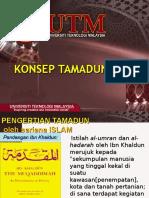 1-Konsep Tamadun Islam