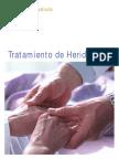 Tratamiento de heridas. Guía práctica ilustrada