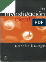 Bunge. La investigación científica cap.4.pdf