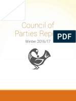 Council of Parties Report