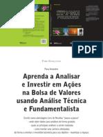 Aprenda a Analisar e Investir em Ações na Bolsa de Valores usando Análise Gráfica e Fundamentalista