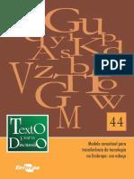 Texto Discussao 44 Ed01 2015