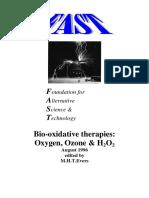 Bio-xidative Therapies Ozone Oxygen h2o2