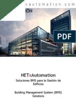 NETxAutomation Overview Esp 2015