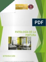 Patología de La Pintura