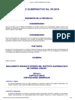 ACUERDO GUBERNATIVO 25-2016.pdf