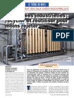2012 10 EIN n 355 Eaux Usees Industrielles