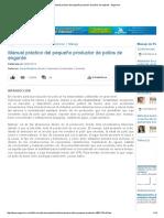 Manual Práctico Del Pequeño Productor de Pollos de Engorde - Engormix