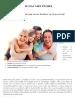 Escuela Para Padres.introducción