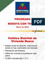 4 MV Plan de Desarrollo Metrovivienda 2004-04-13