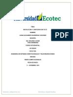 Ecotec Gestion y Utilizacion de Redes - Proyecto Final - Instalacion y Configuracion Cacti