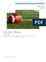 daly offense tutorial
