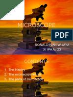 The Microscope (ASLI)