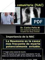 04. Dr. C Peña - Neumonía Comunitaria 2014