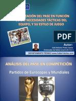 El Pase y el Modelo de Juego - copia.pdf