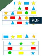 Jogo Formas Geométricas