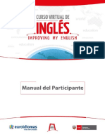 Manual Del Participante - Improving My English