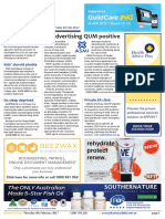 Pharmacy Daily for Thu 09 Feb 2017 - S3 advertising QUM positive, New ethics code released, Children's steroid phobia, Travel Specials and much more