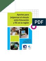 Aportes Para Repensar El Vinculo Entre Educación y Tics en La Región