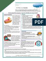 USP Leziria Folheto FRIO Recomendacoes