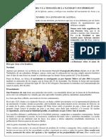 Navidad - Qué Dicen La Historia y La Teología de La Navidad y Sus Símbolos