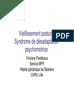 Vieillissement Postural DES MPR 2013 Pardessus