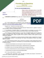 Lei 12527_11 - Lei de Acesso à Informação