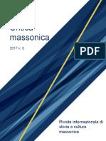 Critica Massonica n 0 - Gen. 2017