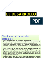 9.- Desarrollo y Dependencia