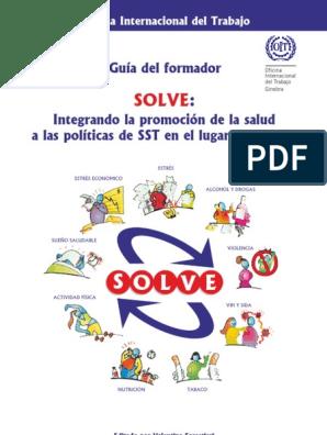 Manual Solve | Bienestar | Organización Internacional del