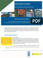 Cambio Climatico en Colombia