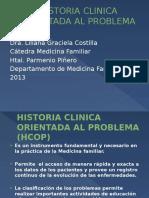 Historia Clinica Orientada Al Problema