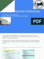 Hipertensión pulmonar Presentacion