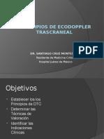 Principios de Dopper Trascraneal