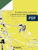 Producciocc81n Cultural Tdss