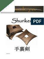 Budoya Catalogue Shuriken
