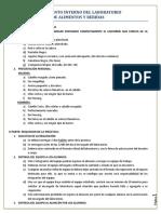 Reglamento Laboratorio 2016-2019