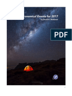 101 Astronomical Events for 2017