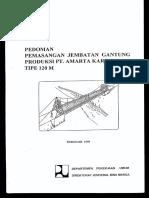 Pedoman Pemasangan Jembatan Gantung.pdf